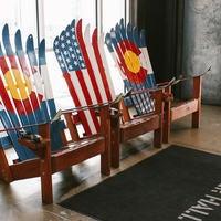 Colorado Adirondack Chairs
