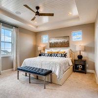 The Sierra Master Bedroom