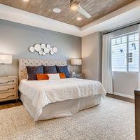 The Silverthorne Master Bedroom