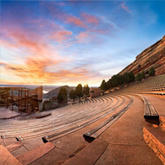 red rock amphitheatre